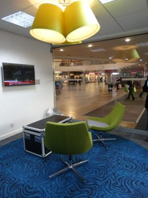 Bootle Strand - Management Centre Waiting Area