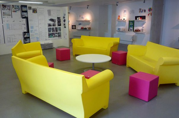LJMU Seating Area