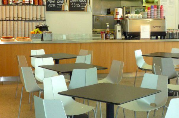 LJMU Cafe