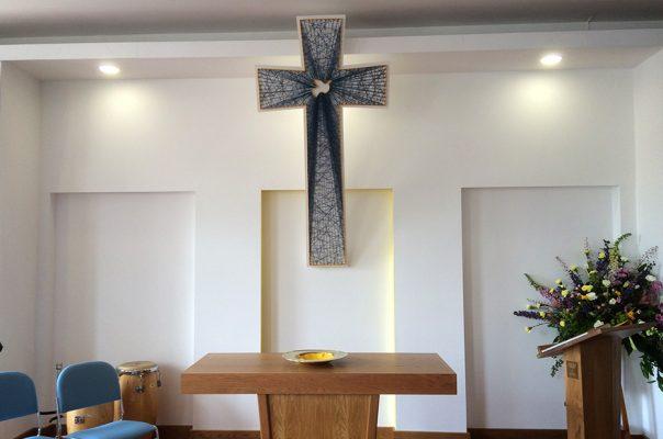 St John & St James - Altar