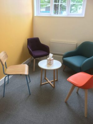 Venus Star Centre - Counselling Room