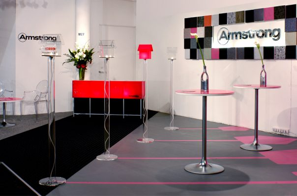 Armstrong - Exhibition Stand Design