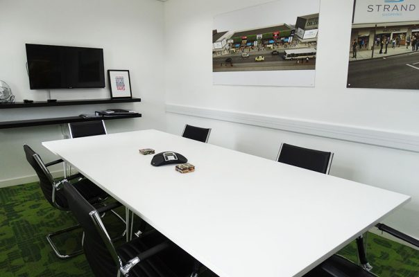 Bootle Strand - Management Centre Meeting Room