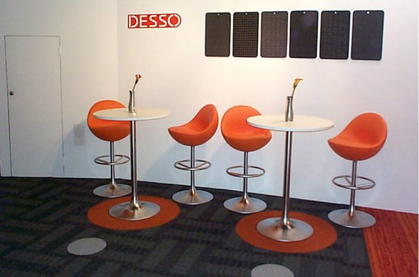 Desso Exhibition Stand Design
