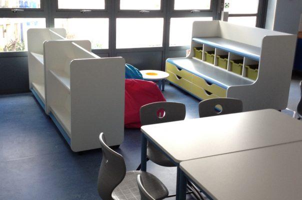 Early Years Classrooms - St. Josephs & Milton Park Schools