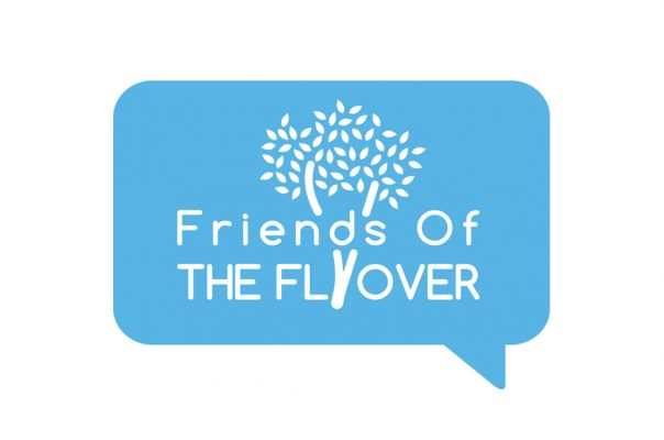 Friends of the Flyover Logo