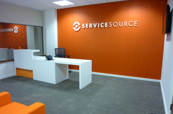 Service Source - Reception