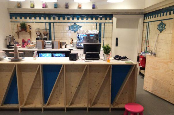 Wigwam Coffee Shop - Bar