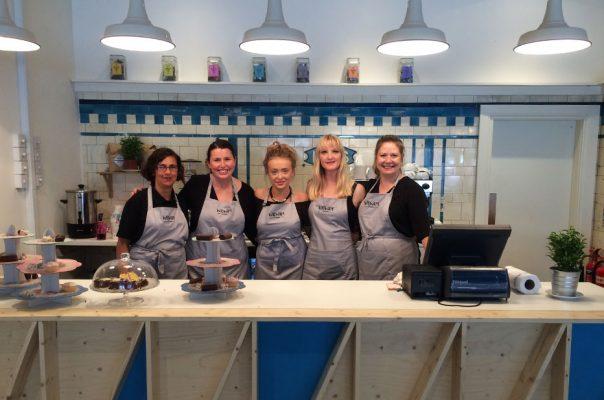 Wigwam Coffee Shop - Staff