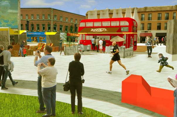 Williamson Square TEDx - Visuals