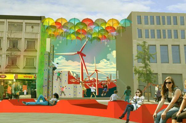 Williamson Square TEDx - Visuals